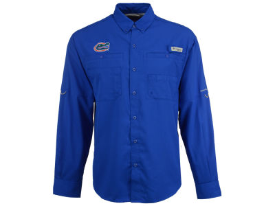 Florida Gators Columbia NCAA Men's Tamiami Long Sleeve Shirt