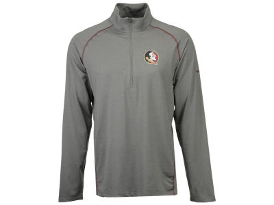 Florida State Seminoles Columbia NCAA Men's Tuk Mountain Half Zip Pullover