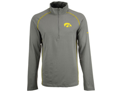 Iowa Hawkeyes Columbia NCAA Men's Tuk Mountain Half Zip Pullover