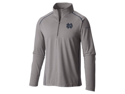 Notre Dame Fighting Irish Columbia NCAA Men's Tuk Mountain Half Zip Pullover