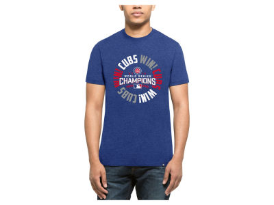 Chicago Cubs MLB Men's 2016 World Series Champ Victory Club T-Shirt