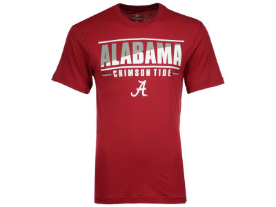 Alabama Crimson Tide Colosseum NCAA Men's Two Face T-Shirt