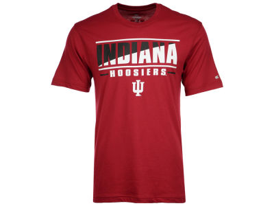 Indiana Hoosiers Colosseum NCAA Men's Two Face T-Shirt