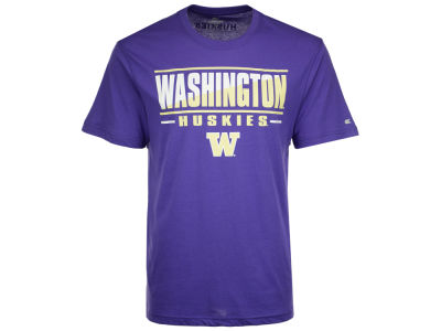 Washington Huskies Colosseum NCAA Men's Two Face T-Shirt