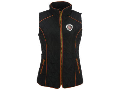 Oklahoma Sooners Gameday Couture NCAA Women's Diamond Quilted Puffer Vest