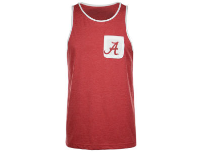 Alabama Crimson Tide NCAA Men's Babka Pocket Tank