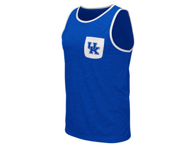 Kentucky Wildcats Colosseum NCAA Men's Babka Pocket Tank
