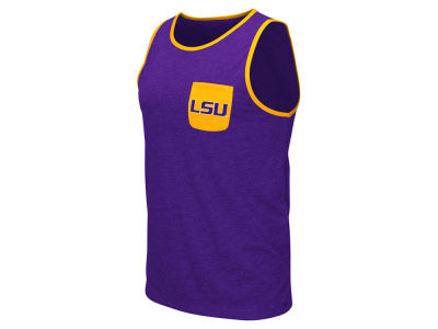 LSU Tigers NCAA Men's Babka Pocket Tank