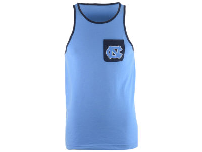 North Carolina Tar Heels NCAA Men's Babka Pocket Tank