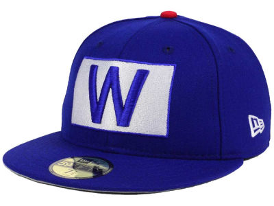 "Chicago Cubs New Era MLB ""W"" Flag 59FIFTY Cap"