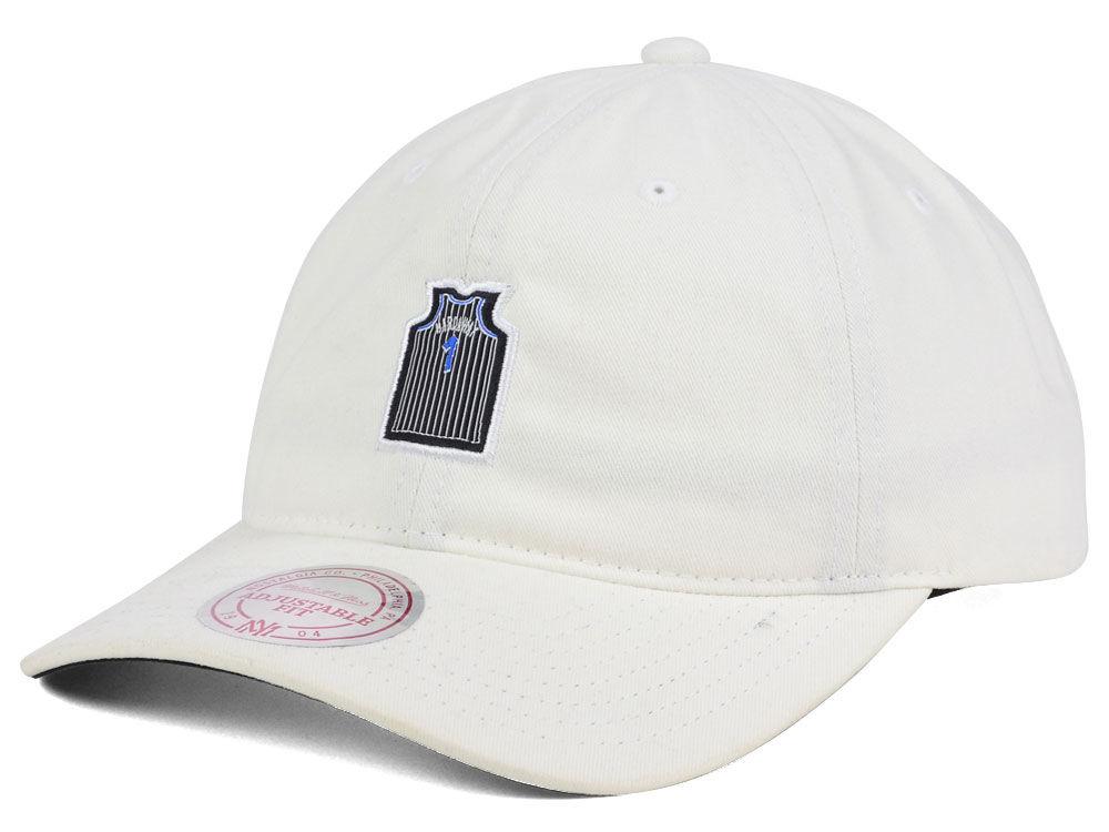 Orlando Magic Penny Hardaway Mitchell   Ness NBA Deez Jersey Dad Hats  9e30064667e