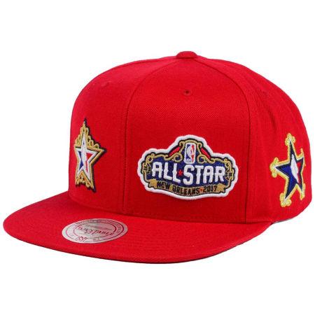NBA All Star Mitchell & Ness NBA All Star Snapback Cap