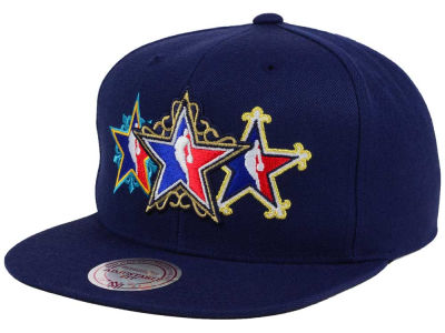 NBA All Star Mitchell & Ness NBA All Star Snapback Cap