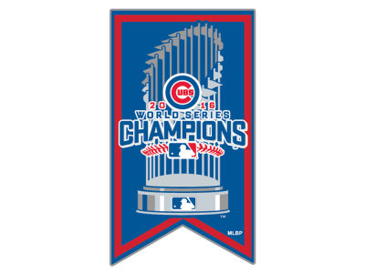 Chicago Cubs Event Banner Pin