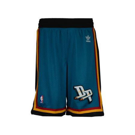 Detroit Pistons Adidas NBA Men's Soul Swingman Short