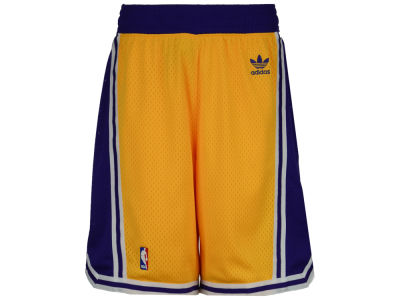 Los Angeles Lakers adidas NBA Men's Soul Swingman Short