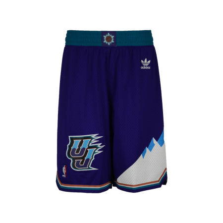 Utah Jazz Adidas NBA Men's Soul Swingman Short