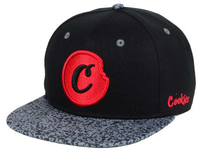 Cookies Full Court Snapback Cap