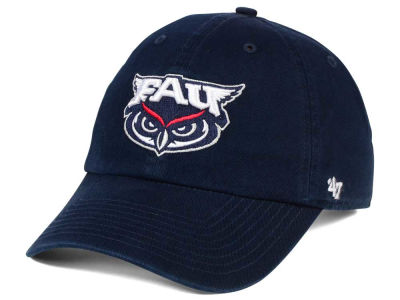 Florida Atlantic Owls '47 NCAA '47 CLEAN UP Cap