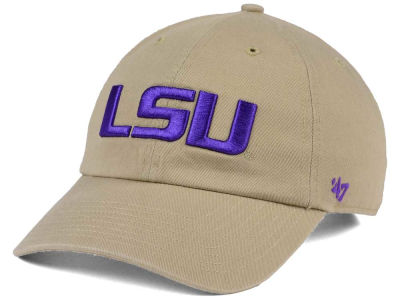 LSU Tigers '47 NCAA '47 CLEAN UP Cap