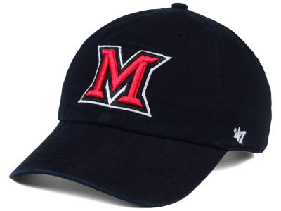 Miami (Ohio) Redhawks '47 NCAA '47 CLEAN UP Cap