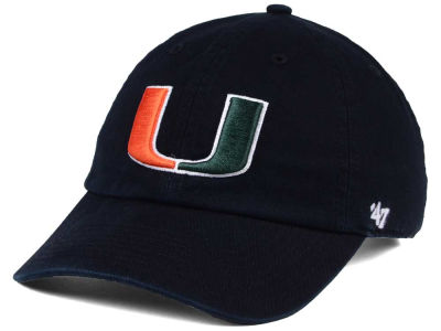 Miami Hurricanes '47 NCAA '47 CLEAN UP Cap
