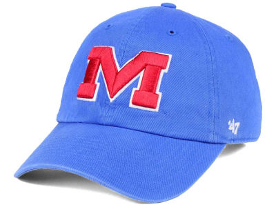 Ole Miss Rebels '47 NCAA '47 CLEAN UP Cap