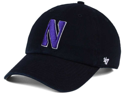 Northwestern Wildcats '47 NCAA '47 CLEAN UP Cap