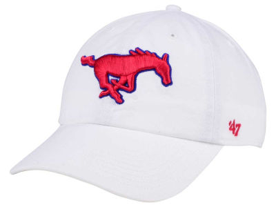 Southern Methodist Mustangs '47 NCAA '47 CLEAN UP Cap