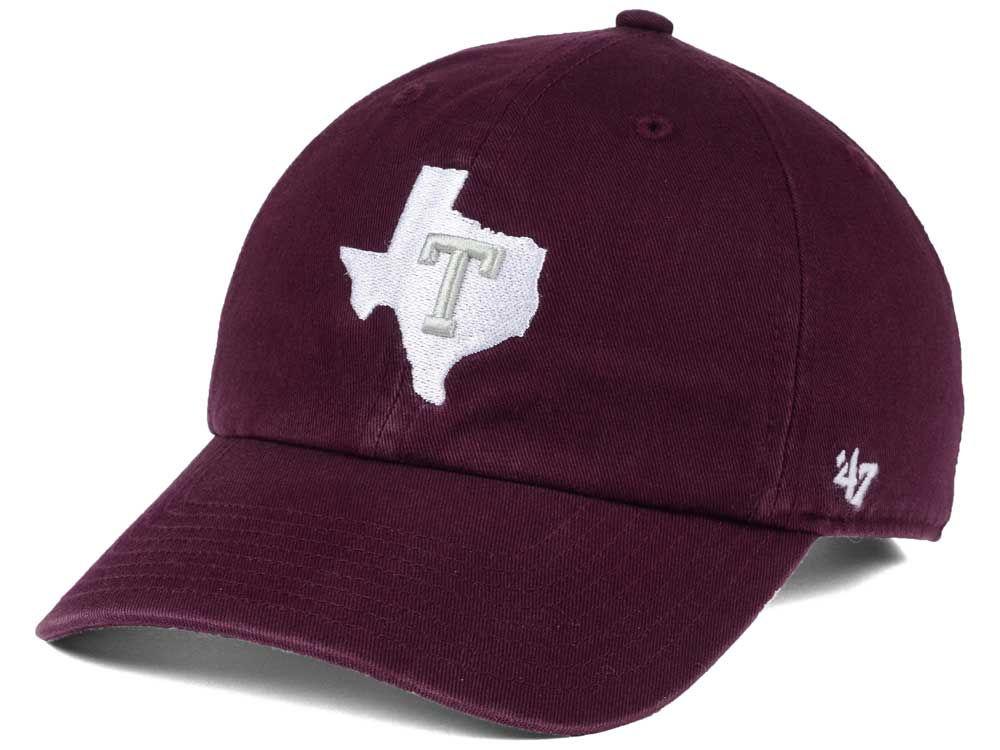 7c09a48663a Texas A M Aggies '47 NCAA '47 CLEAN UP Cap
