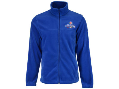 Chicago Cubs MLB Men's 2016 World Series Champ Flanker Full Zip Jacket