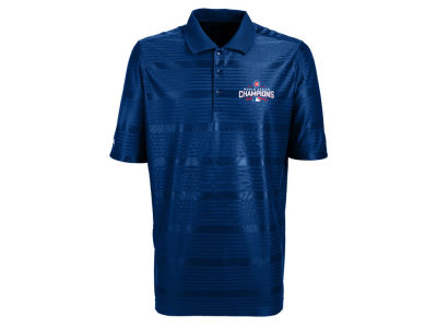 Chicago Cubs MLB Men's 2016 World Series Champ Illusion Polo Shirt