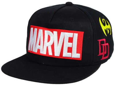 Marvel Box Snapback Cap