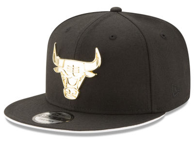 Chicago Bulls New Era NBA Royalty Hook Up Cap