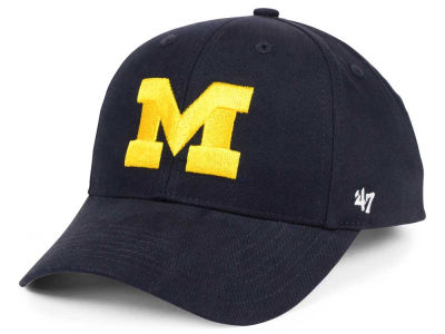 Michigan Wolverines '47 NCAA Kids Basic '47 MVP Cap