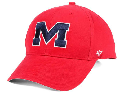 Ole Miss Rebels '47 NCAA Kids Basic '47 MVP Cap