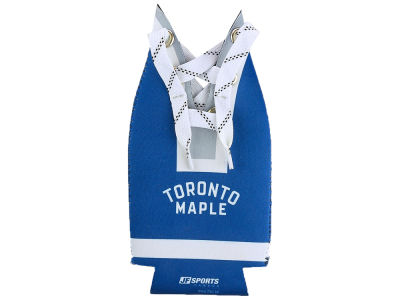 Toronto Maple Leafs Bottle Cooler with Laces