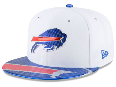 Buffalo Bills New Era 2017 NFL Draft 59FIFTY Cap
