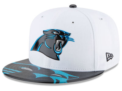 Carolina Panthers New Era 2017 NFL Draft 59FIFTY Cap