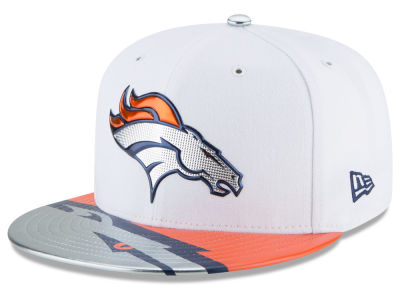 Denver Broncos New Era 2017 NFL Draft 59FIFTY Cap