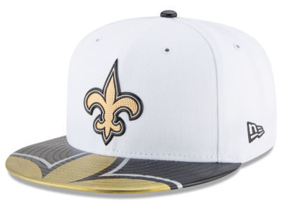 New Orleans Saints New Era 2017 NFL Draft 59FIFTY Cap