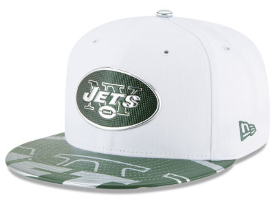 New York Jets New Era 2017 NFL Draft 59FIFTY Cap