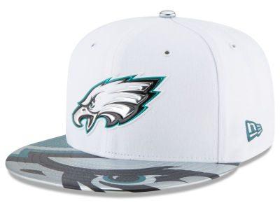 Philadelphia Eagles New Era 2017 NFL Draft 59FIFTY Cap