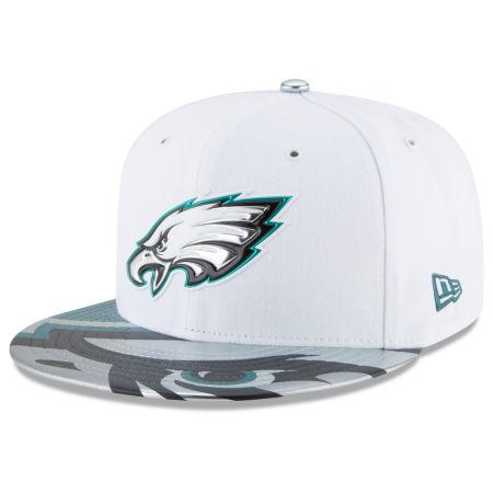 Philadelphia Eagles New Era 2017 NFL Draft 59FIFTY Cap