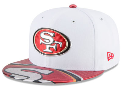 San Francisco 49ers New Era 2017 NFL Draft 59FIFTY Cap