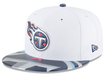 Tennessee Titans New Era 2017 NFL Draft 59FIFTY Cap