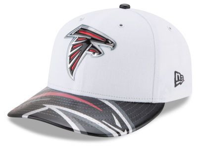 Atlanta Falcons New Era 2017 NFL Low Profile Draft 59FIFTY Cap
