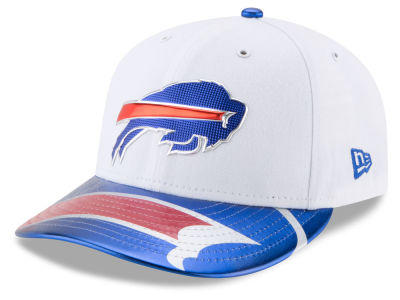 Buffalo Bills New Era 2017 NFL Low Profile Draft 59FIFTY Cap