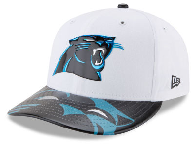 Carolina Panthers New Era 2017 NFL Low Profile Draft 59FIFTY Cap