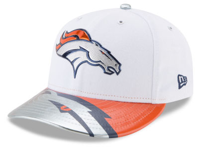 Denver Broncos New Era 2017 NFL Low Profile Draft 59FIFTY Cap